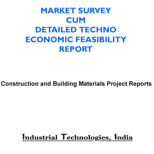 Construction and Building Materials Project Reports