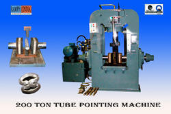 Tube Pointing Machine