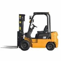 Battery Forklift Rental