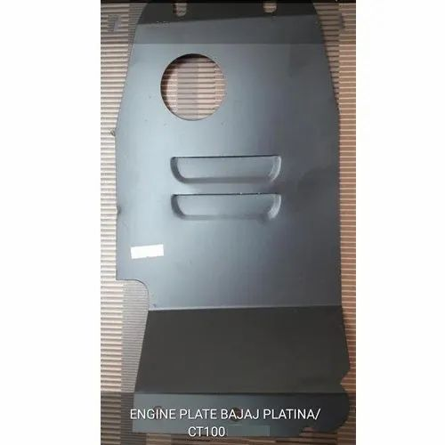 Bajaj Platina & CT 100 Engine Plate