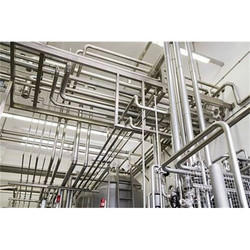 Utility Process Piping Service