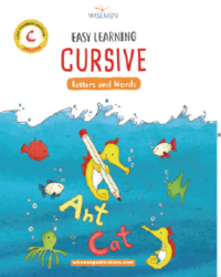 Easy Learning - Cursive - Letters And Words (pre Primary Children Book 5 Years)