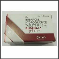 Buspin 10mg Tablet