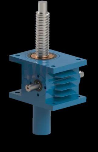 Worm Gear Screw Jacks - Hardness Testing Jacks Manufacturer