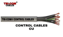 Control Cables Copper