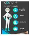 Corona Shield - Body Shield - 90 Gsm For Corona - Kinkob