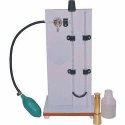 Blaine Air Permeability Apparatus