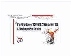 Pantoprazole Sodium Sesquihydrate & Ondansetron Tablet