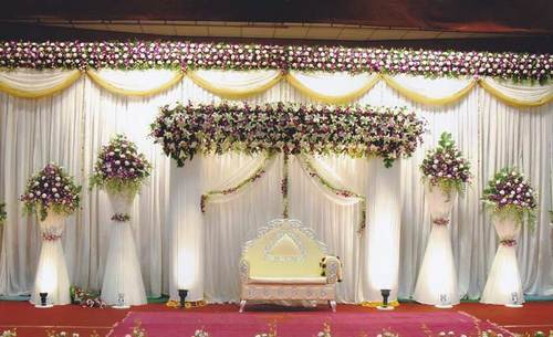 Reception Flowers Decoration Flowers Decoration Services In