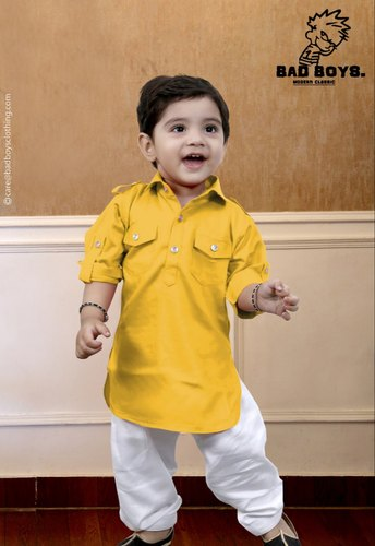 Traditional Kids Pathani Suits, Packaging Type: Box