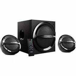 Black Intex IT-2201 Speaker