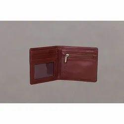Humite Bi Fold Bifold Mens Leather Wallet, Card Slots: 2, Size: 23 X 10.5 Cm