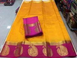 Kanchiwaram Silk Saree