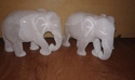 White Marble Home Decor Elephant Statue
