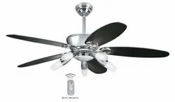 Aureus White And Black Ceiling Fan
