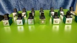 Parking Solenoid Switches