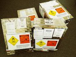 Dangerous Goods Chemical Shipments Service