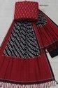Ikkat Salwar Suit Material