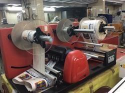 Roll To Roll Sticker Cutting Machine