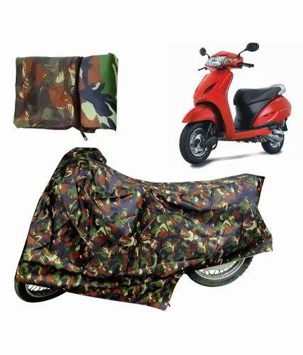 Jungle  Matty Bike Body Cover