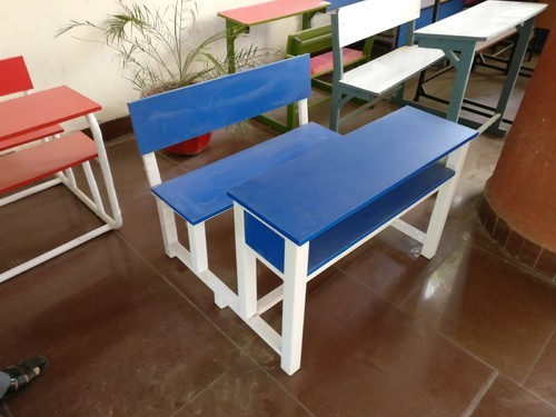 Desk Bench School Furniture Bench Size 10 Inch Rs 2500 Piece