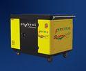 5 kVA Portable Silent DG Set Mahindra Powerol