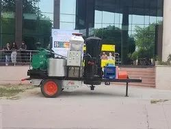 ESB-R24C 24KW Portable Biomass Gasifier Without Canopy