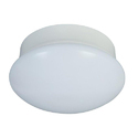 LED Edge Lit Round Panel Down Light - 22W