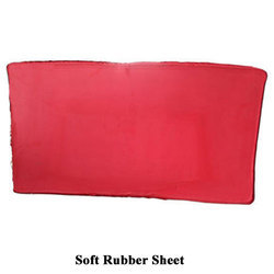 Soft Rubber Sheet
