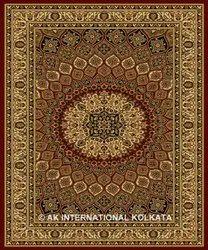 AK Silk Kashmiri Carpet