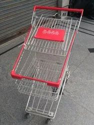Supermarket  Shopping Trolley 100 Ltr