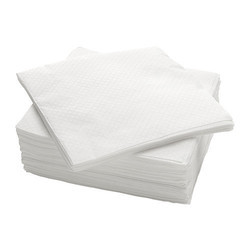 White Kitchen Paper Napkin