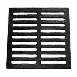 Channel Cast Iron Grates
