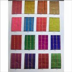 Checks Printed Square Check Fabric, GSM: 100-150