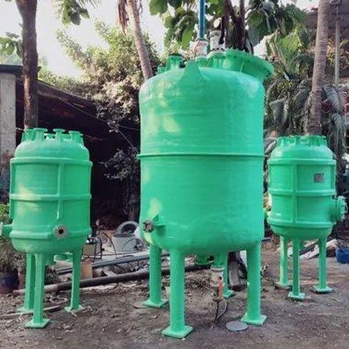 Water Storage Frp Tank   Sonal Engineering Plastic Fabricator ...