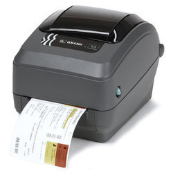 Zebra GX 430T Barcode Label Printer