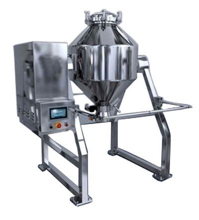 7.5 kw Double Cone Blender