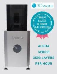 CAM 3D printer - Alpha Plus Jewellery CAM Machine