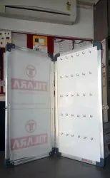 Elora White Key Cabinets