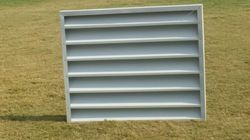 Color Coated Air Louvers