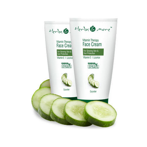 Herbs More Face Cream, Packaging Size: 60 G