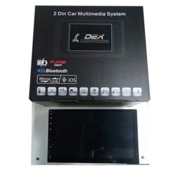 Fm 87.5-108mhz Car Full Touch Mp5 Stereo, Bluetooth