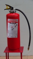 Mild Steel Stored Pressure, Cartridge Type Water Fire Extinguishers, For Office