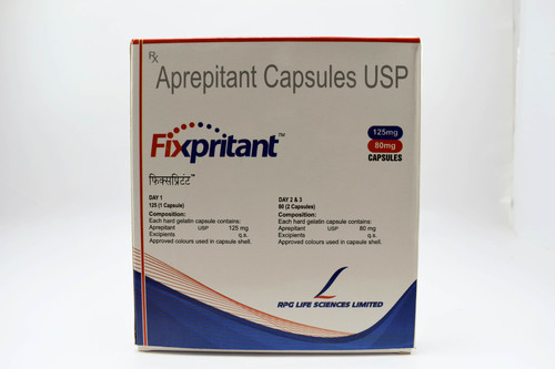 Finished Product Fixpritant Capsules Packaging Type Strip 1x3 Rs