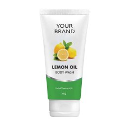 Lemon Oil Body Wash