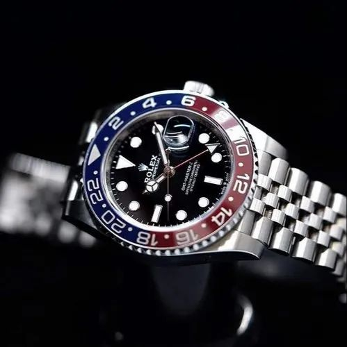 Gmt Master 2 Steel Automatic Watch