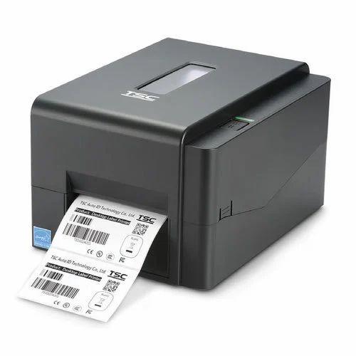 Black TSC Mini Barcode Label Printer, Model No.: Te244, Rs 10500 /piece |  ID: 16071912833