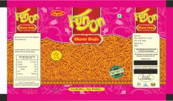 Bikaneri Bhujia Mixture Namkeen Pouch