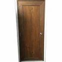 Wooden Finish UPVC Door