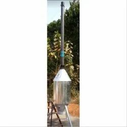 Stainless Steel Portable Incinerator